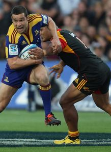 Tamati Ellison chiefs v highlanders