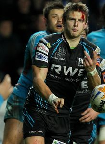 dan biggar ospreys 2012