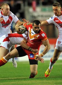 Dragons roar past Reds