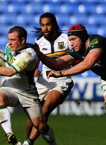 London Irish v saints