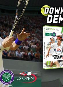 Win a PS3, Move and Grand Slam Tennis 2