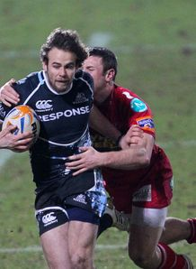 Ruaridh Jackson glasgow v scarlets