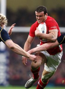 jamie roberts wales 2012
