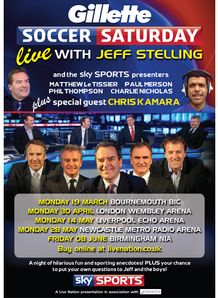 Gillette Soccer Saturday Live