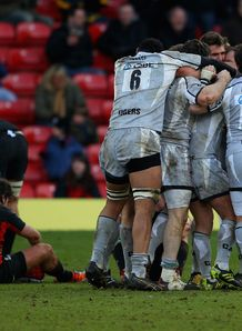 Leicester Tigers Saracens
