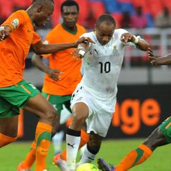 Ayew: Topic of debate