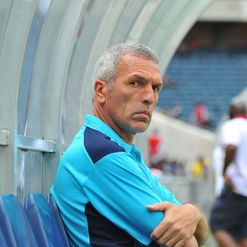 Ernst Middendorp: Has seen Maritzburg's form plummet