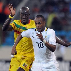 Ayew: Top quality player
