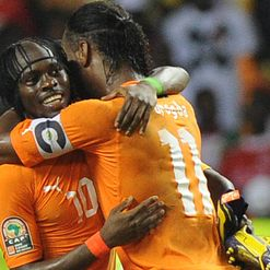 Gervinho: Hopes to impress