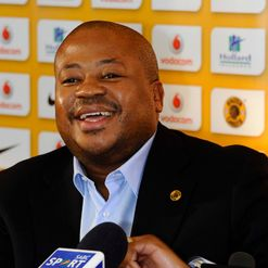 Motaung: Gunning for the PSL title