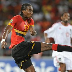 Manucho: Angola&#39;s main target-man