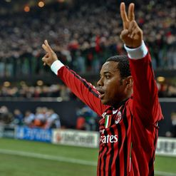 Robinho: On the move