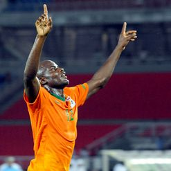 Chamanga: In action for Zambia