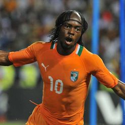 Gervinho: Hopes to be celebrating AFCON glory