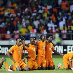 Ivory Coast: One of the favourites