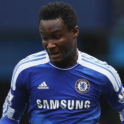 Mikel: Midfield powerhouse