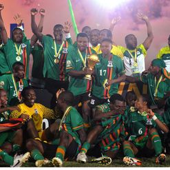 Zambia: Frontrunners