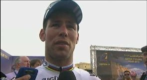 Season starts for Cavendish