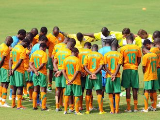 Chipolopolo: Told to improve