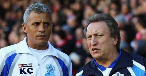 Curle &amp; Warnock: both got new jobs this week