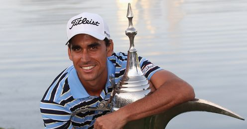 Rafa Cabrera-Bello: Title defense