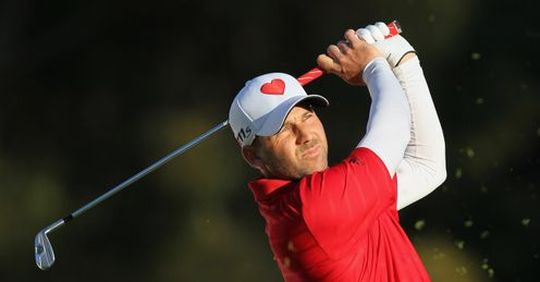 In the spotlight: Garcia shot a final-round 64 in the Northern Trust Open