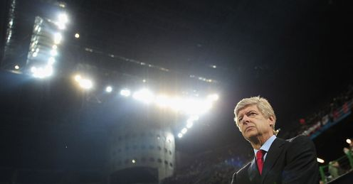 Tower of strength: Wenger has been great for Arsenal, says Jeff, but must change his method