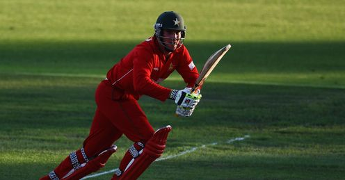 Brendan Taylor Zimbabwe v New Zealand 2nd T20 Hamilton