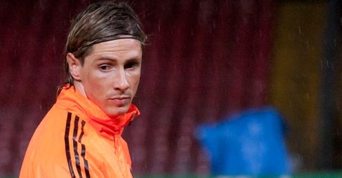 Torres: would benefit from playing inbetween two genuine wingers, says Guillem