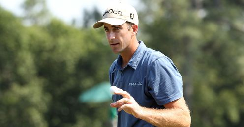 Ogilvy: the Australian will be aiming for his fourth WGC title in Shenzhen