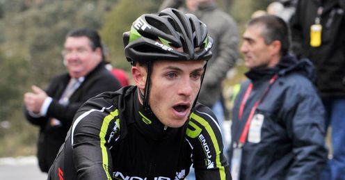 Tiernan-Locke: bright start to the year