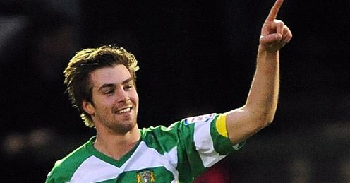 Paul Huntington: Says Yeovil are a club heading in the right direction