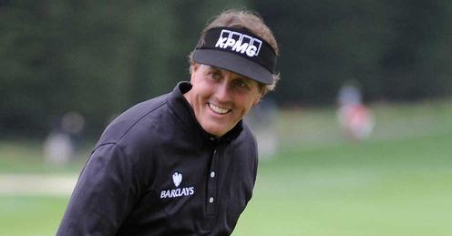 Mickelson: surprise victory