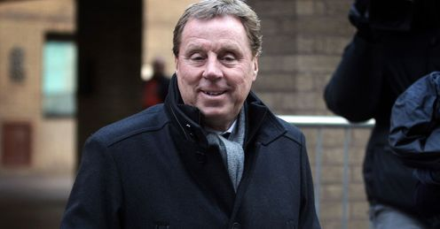 Harry Redknapp: must do what's right for him