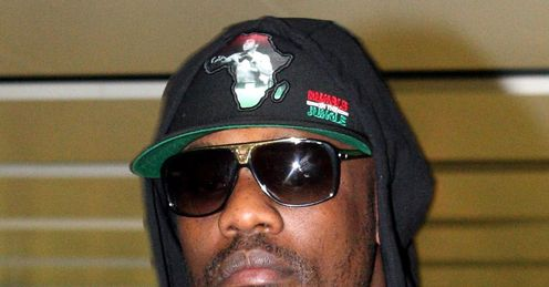 Chisora: the German Boxing Federation wants him - and David Haye - banned for life