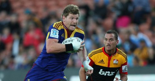 Adam Thomson chiefs v highlanders