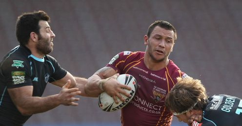 huddersfield giants Lee Gilmour