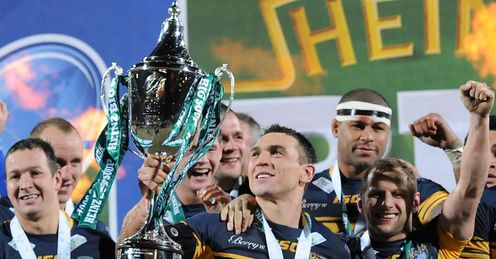 Leeds: World Club Challenge champions