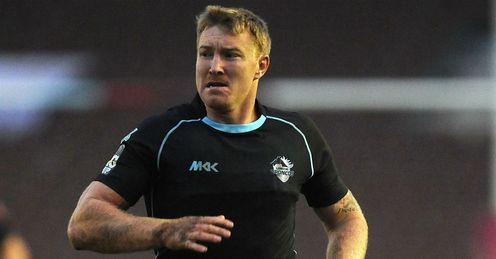 Shane Rodney London Broncos
