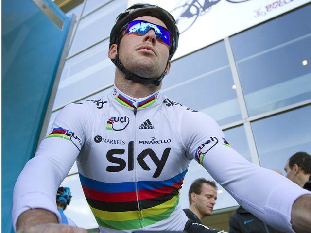 Cavendish si prepara al debutto in Qatar