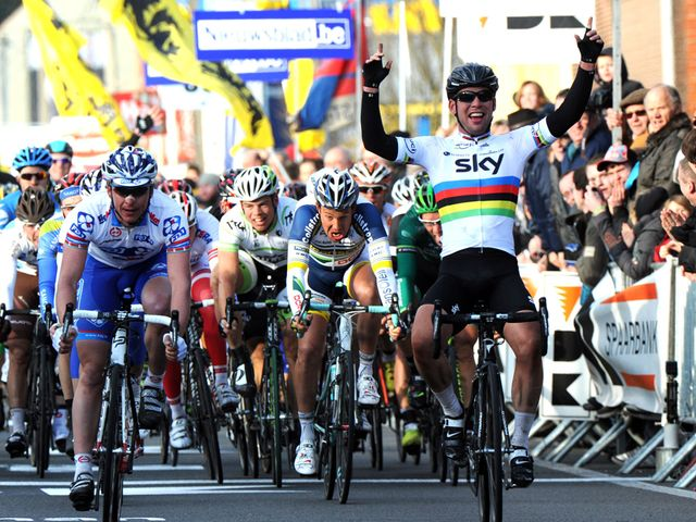 Cavendish: Trademark sprint landed the spoils