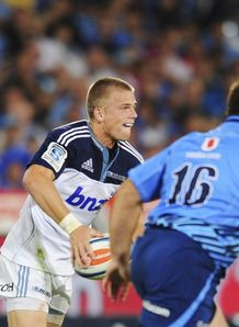 Anscombe inspires Blues