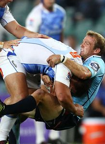 sarel pretorious waratahs v force