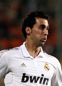 Picture of Alvaro Arbeloa
