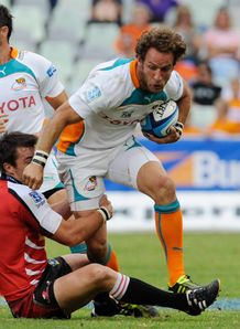 Andries Strauss Cheetahs v Lions 2011