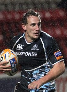 Colin Shaw Glasgow Warriors pro12 2012