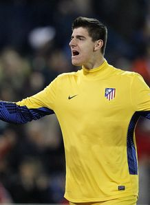 Picture of Thibaut Courtois
