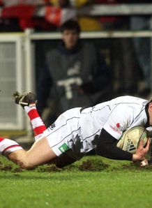 Ian Whitten Ulster on the ground