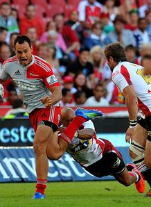 Crusaders outshine Lions