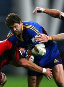 Jamie Mackintosh Highlanders v Crusaders 2012